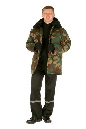 Куртка «Лес КМФ»