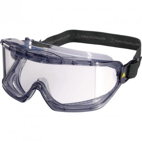 Очки закрытого типа непрямой вентиляции Galeras Clear/Smoke